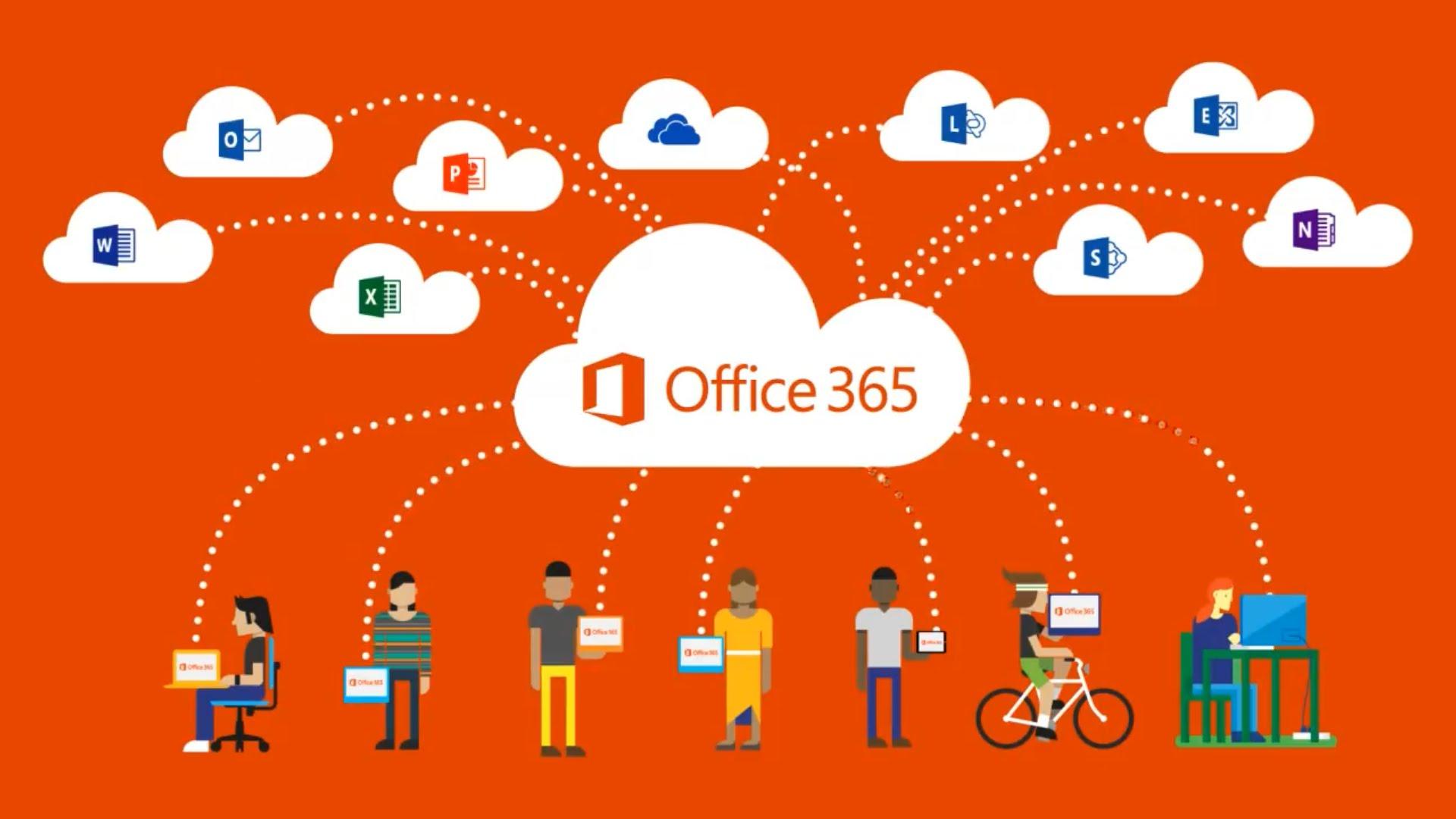Office 365 Menyederhanakan Hidup Anda